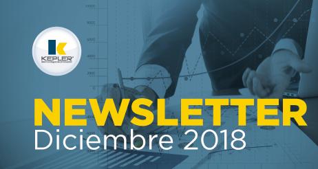 Newsletter Diciembre 2018