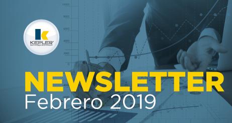Newsletter Febrero 2019