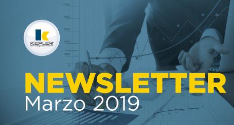 Newsletter Marzo 2019