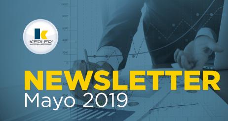 Newsletter Mayo 2019
